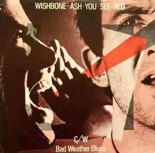 "Wishbone Ash - You See Red (12"") (G/G-)"
